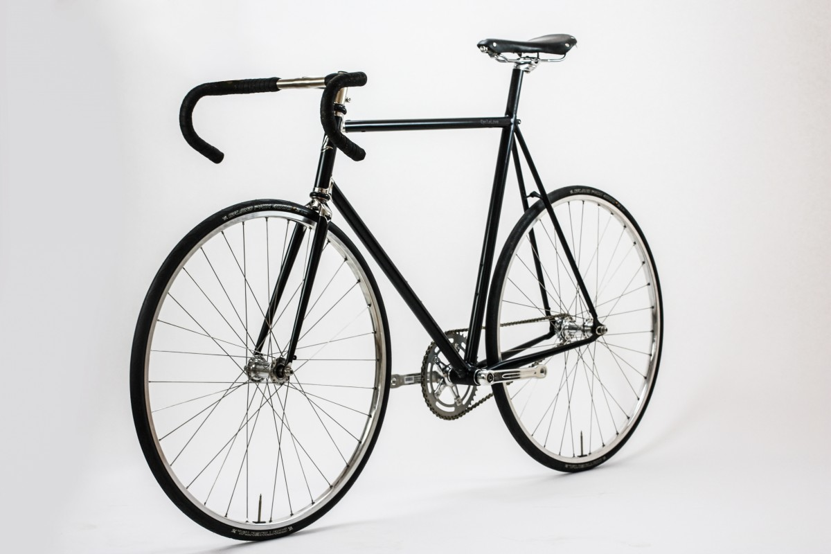 James Greig\'s Single Speed - Saffron Frameworks | Bicycle Frame ...