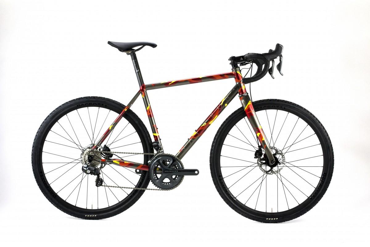 allroad bike saffron frameworks bicycle frame builder london. Black Bedroom Furniture Sets. Home Design Ideas
