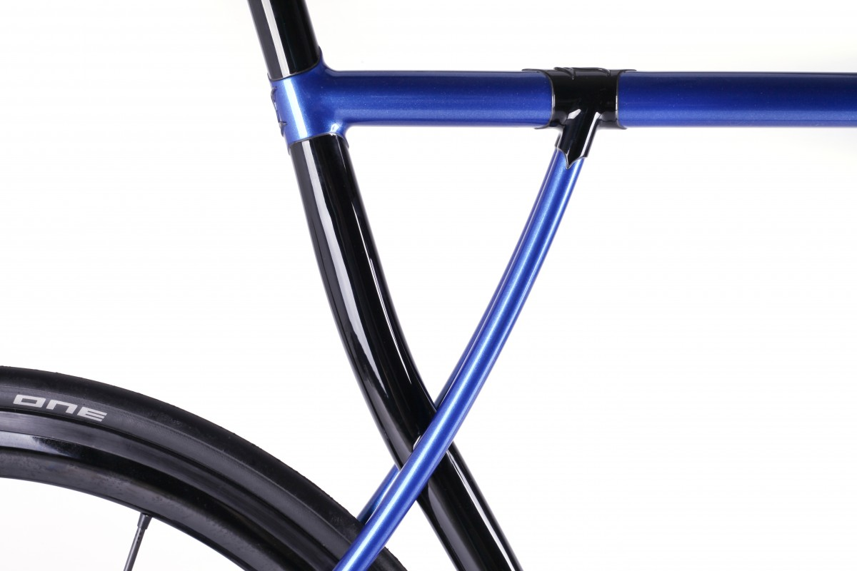 Daniel S Concept Road Bike Saffron Frameworks Bicycle