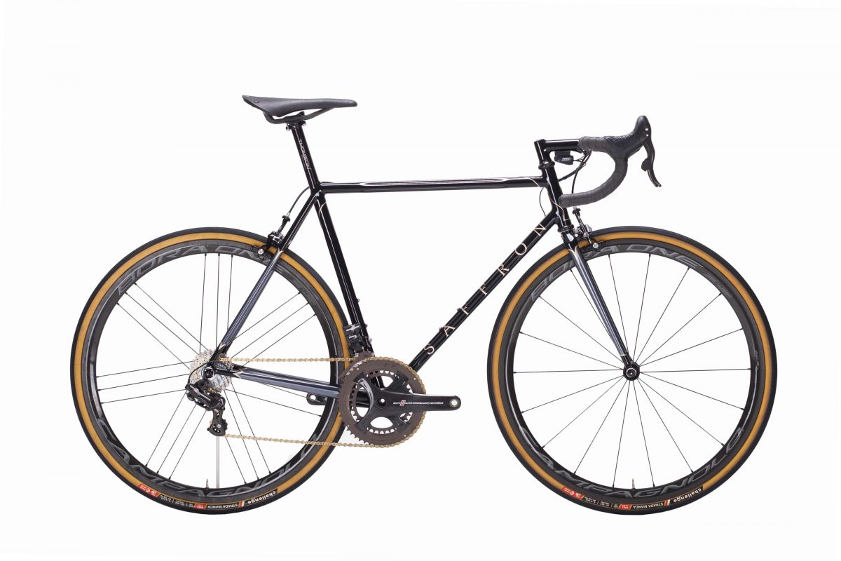 Custom bicycles in London - Saffron Frameworks